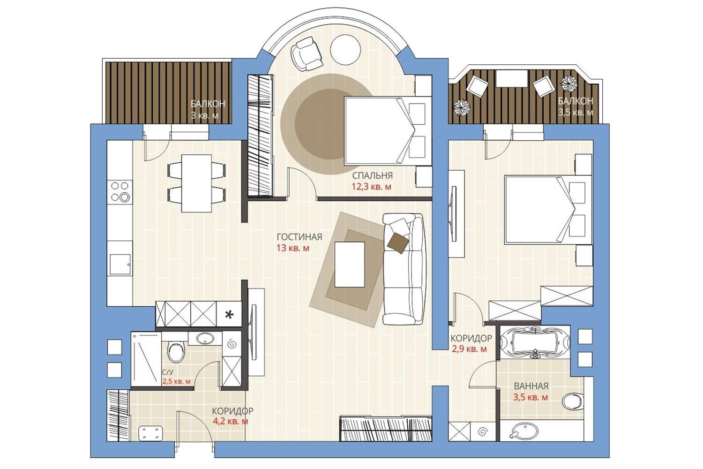 Моделей две пары на квартире фото