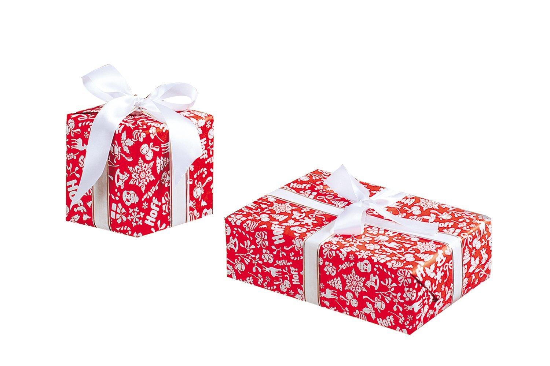 Как упаковывать подарки в подарочную бумагу фото