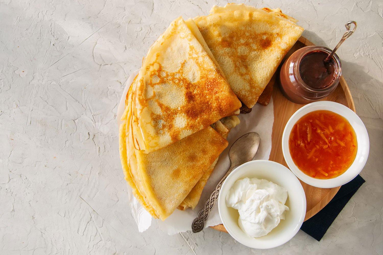 Самые легкие и необычные рецепты блинов на Масленицу Кулинарный сайт