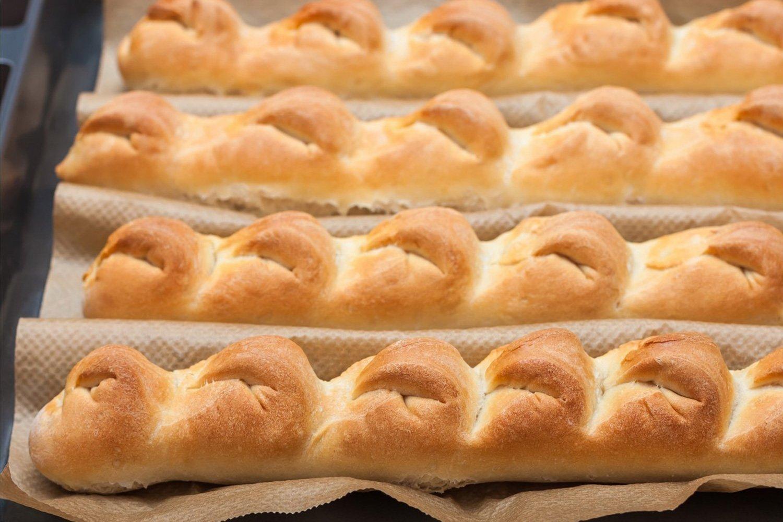 Тесто для багета в духовке рецепт пошагово
