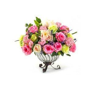 Краснодар купить живые цветы стойку подоконник